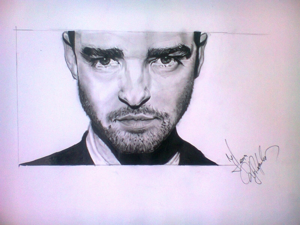 Justin Timberlake par labellavitaaa